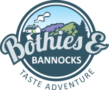 bothies & bannocks log